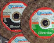 Sonnenfeld Silverstar cutting disc and grinding disc