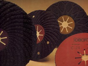 semi flexible disc and semi rigid disc by cecrops KGS