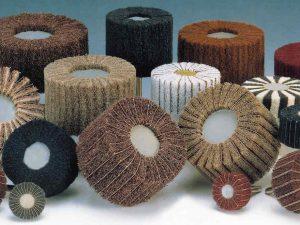 non woven abrasive wheel by verox