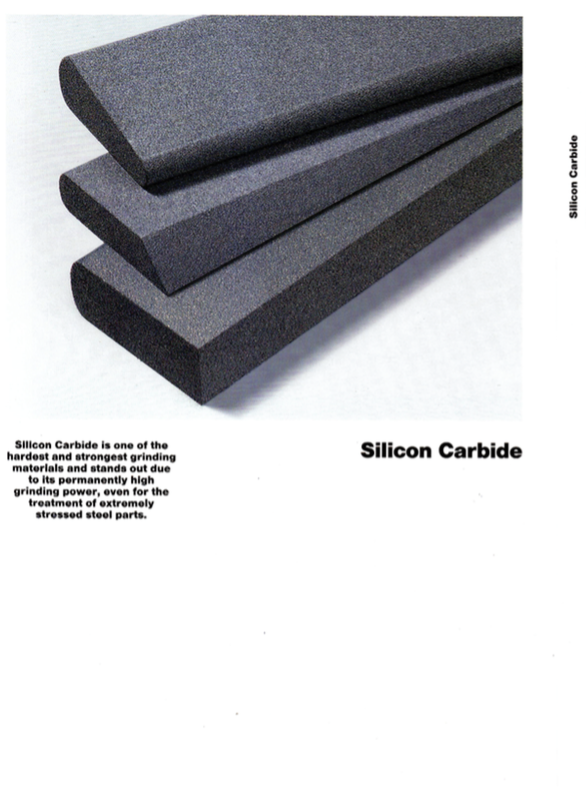 Silicon Carbide Sharpening stone catalogue