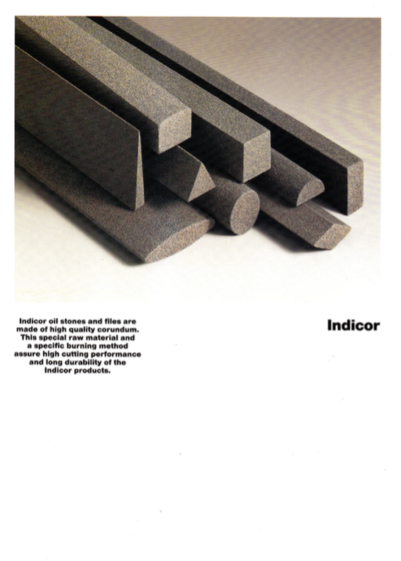 Indiga oil stone catalogue