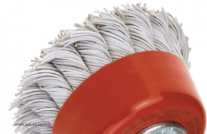 Laminated Wire Brush and Protective Wire Brushes