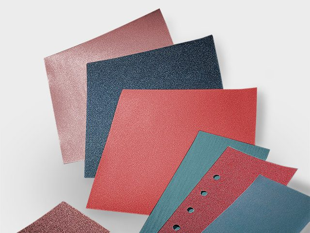Abrasive Sheet and Water Proof Sandpaper Sheet by VSM Abrasives