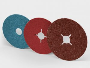 abrasive sanding disc by VSM Abrasives