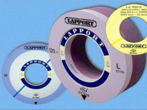 cylindrical grinding wheel by lapport