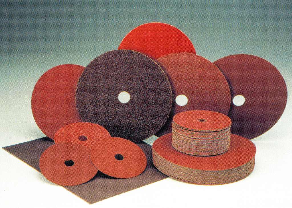 abrasives disc of different sizes