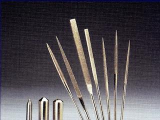 Diamond Needle File by Nikko