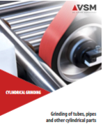 VSM Abrasives Belt and surface grinding catalogue