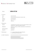 VSM Sanding Disc KF708