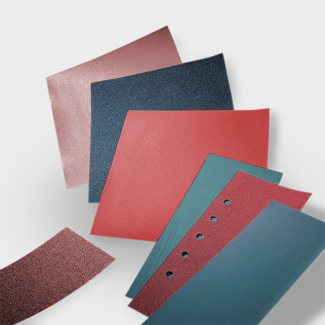 Abrasive Sanding Sheet by VSM