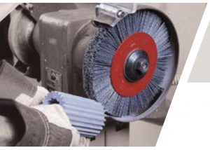 Brushes For Deburring Machines