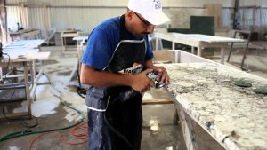 Stone Grinding and Polishing Marble Granite